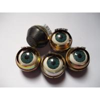 Wholesale Custom BJD Acrylic remove doll eyes with eyelashes from china suppliers