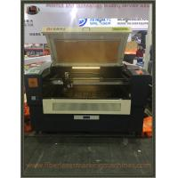 Wholesale Cnc Laser Cutter Engraver Machine , Laser Cutter And Engraver LS-CE6090 from china suppliers