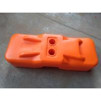Wholesale Injection/Plastic Molded Plastic Fence Base Temproary Fence Block from china suppliers
