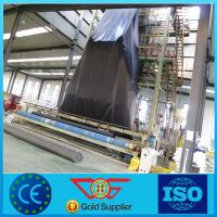 Wholesale 1.0mm black color hdpe geomembrane for pond liner from china suppliers