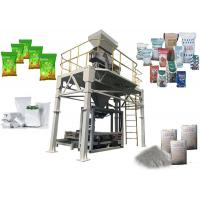 Quality PLC Control Automatic Bag Packing Machine , Filling And Sealing Machine Open Top Bag for sale