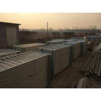 Wholesale Hot Dipped Galvanized Event Fence For Sale High Quality Crowd Control Barriers Supplier Export To Australia 1.1 x 2.2m from china suppliers