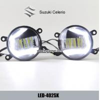 Wholesale Suzuki Celerio front fog lamp LED DRL daytime running lights For sale from china suppliers