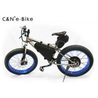 Wholesale LCD / TFT Display Electric Fat Tire Snow Bike Heavy Duty Aluminum Side Kickstand from china suppliers