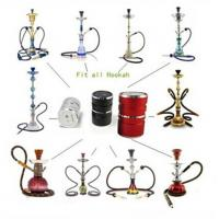 Wholesale Square E hookah H1 E Head E-cigarettes 1000 Mouthfuls 4 PCS Cartomizer from china suppliers