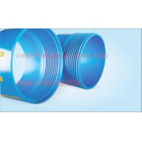 Quality PVC Casing and screen water well drilling pipe 4'' - 24'' with thread connection for sale