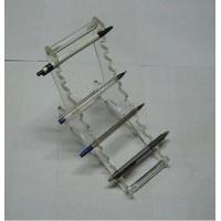 Wholesale High-end acrylic pen rack dispaly shelf from china suppliers