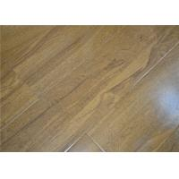 Wholesale Walnut Laminate Flooring,Shiny Floor with Swiftlock Floors Commercial and Kitchen Use from china suppliers