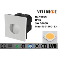 Wholesale Fashion IP65 Aluminum Alloy Outdoor Wall Mounted Lights 100 * 100 * 78mm 3000K from china suppliers