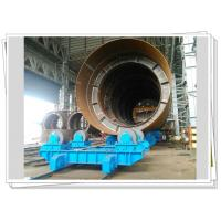 Wholesale Tubular Pile Used Heavy Duty Welding Turning Roll With Steel Roller from china suppliers