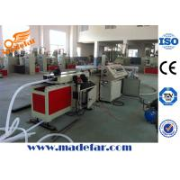 Wholesale PVC/PE/PP Single Wall Corrugated Pipe Production Line from china suppliers