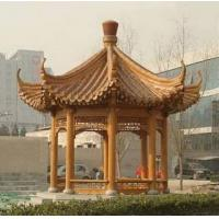 Buy cheap Garden Pavilion Roof Tile from wholesalers