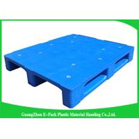 Wholesale Heavy Duty Blue Plastic Pallets Storage Equipment Racking System Customized from china suppliers