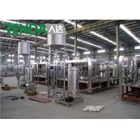 Wholesale CGF18-18-6 Pet Juice / Water Bottle Filling Machine For Beverage Line 3.8KW from china suppliers