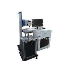 Wholesale Wood Leather Non-metal Materials Co2 RF Laser Marking Machine from china suppliers