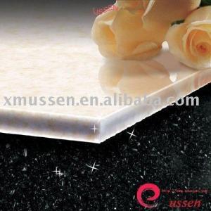 USSEN Pore Crystallized Glass Panel (Snow White Stone)