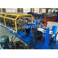 Wholesale 7.5kw Main Motor Power Downspout Roll Forming Machine Controlled by PLC from china suppliers