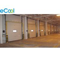 Wholesale EMP10 Industrial Cold Storage , 4000 Tons Cold Meat Storage With Quick Freezing Rooms from china suppliers