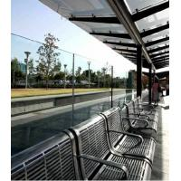 Wholesale Nano Coating Self Cleaning Glass Easy Cleaning For Bus Stop from china suppliers