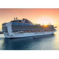 Quality Exquisite Emerald Princess Cruise Ship Models For Historical Research for sale