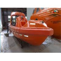 Wholesale International Orange FRP SOLAS Rescue Boats With CCS BV ABS GL Approved from china suppliers