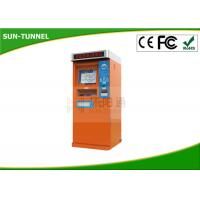 Wholesale Automatic Self Service Ticket Machine In Bus Station / Ticket Dispenser Machine from china suppliers