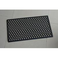 Wholesale Customised Door Mat With Holes, Waterproof Rubber All Weather Floor Mats from china suppliers