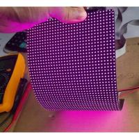 Wholesale IP45 P4mm RGB flexible led video screen , flexible wall panels Cree Chip from china suppliers
