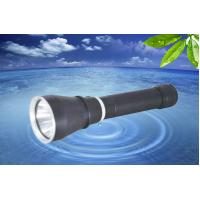 Wholesale Aluminum Alloy 2000LM LED Dive Torch 100m Waterproof 5 Mode Diving Lighting from china suppliers