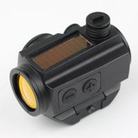 Wholesale Tactical Gear 2moa Red Dot Sight Rifles Cope Solar Pannel Power Auto Charge Shock Resistant from china suppliers