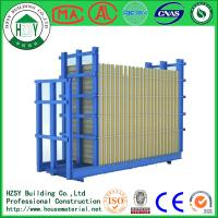 Quality Eps and cement sandwich panel making machine Easy Maintenance for sale