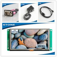 Wholesale 3.5 Inch Industrial LCD Display , 320 × RGB×240 Resolution Serial Lcd Display Module from china suppliers