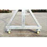 Wholesale Motor Power 1.8kw  630kg Suspended Work Platforms Aluminum With 8.3 mm Steel Wire from china suppliers