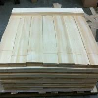 Wholesale Light Yellow Wood Flooring Veneer Natural , Hardwood Floor Veneer from china suppliers