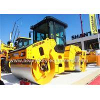 Wholesale Double drum vibratory road roller SR14D-3with 14ton operating weight with cummins engine from china suppliers