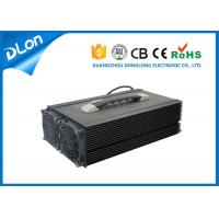 Buy cheap 2000W 12v 100a battery charger for lifepo4 / gel / agm/ lead acid batteries from wholesalers