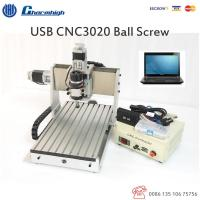 Wholesale 3 Axis Laptop USB CNC3020 Router Ball screw For Engraving Drilling Milling Machine from china suppliers