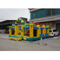 Wholesale Safety 0.55mm PVC Tarpaulin Inflatable amusement park With Fish Shark from china suppliers