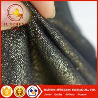 Wholesale printed knitting suede fabric cheap Sales promotion for garments and home textiles from china suppliers