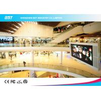 Wholesale 1920Hz P4.8mm Indoor Full Color Led Screen Video Wall Panel , with 250mmX250mm module from china suppliers