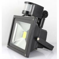 Quality 10W 20W 30W 50W LED Flood Light With Pir Sensor Epistar Chip 3 Years Warranty for sale