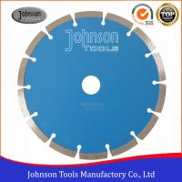 Wholesale Diamond Granite Cutting Blades / 180mm Sintered Segmented Circular Diamond Blade from china suppliers