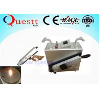 Wholesale Portable Laser Rust Removal Machine For Cleaning , Hand Held Gun Trigger from china suppliers