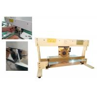 Wholesale Manual Circular Linear Blade Pcb Depanel Machine With Round Knife from china suppliers