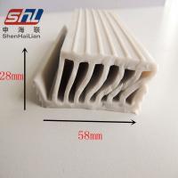 Wholesale Red Anti - Heat Extrusion Silicone Rubber Seal  , UV Resistance from china suppliers