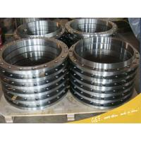 Quality A105 carbon steel plate flange ansi b16.5 for sale