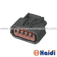 Quality Female 5 pin Hirschmann Auto Wiring Connector for Honda Acura MAF  6189-1081 for sale