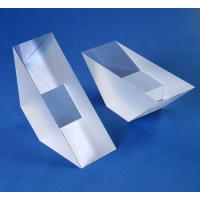 Quality Optical Quartz  glass 12.93mm Dove Prism with Ar Coating from China for sale