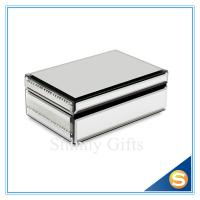 Buy cheap Silver Royal Design Mirror Jewellery box packaging Gift Box from wholesalers