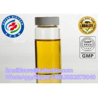 Wholesale Injectable Anabolic Steroids Tren Test Depot 450 Yellowish Oil Based Muscle Fitness from china suppliers